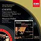 Great Recordings of the Century - Chopin: Piano Concerto No. 1, Nocturnes Etc