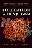 Toleration within Judaism (1906764174) by Goodman, Martin