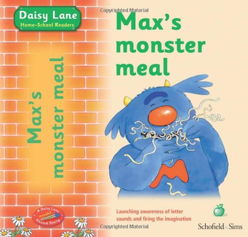Max's Monster Meal (Daisy Lane Pre-school)