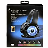 PDP Afterglow Prismatic Wireless Headset - Xbox 360