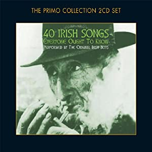 40 Irish Songs Everyone Ought to Know