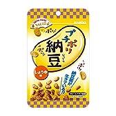 カンロ プチポリ納豆 しょうゆ味 18g×6袋
