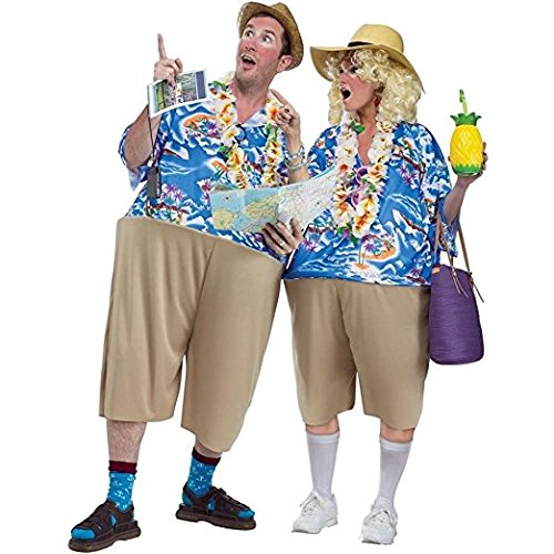Unise (Tacky Traveler Adult Costumes)