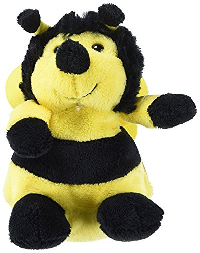 Plush Bumblebee Beanie Bean Filled Plush Stuffed Animal