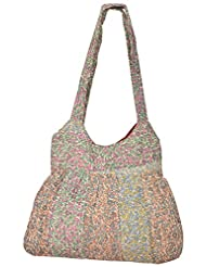 Rajkruti Cotton Handicraft Bag Womens Shoulder Bag(Multi-Colored)