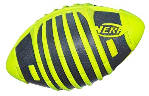 Nerf N-Sports Weather Blitz All Conditions Football, Green by Dubblebla kaufen