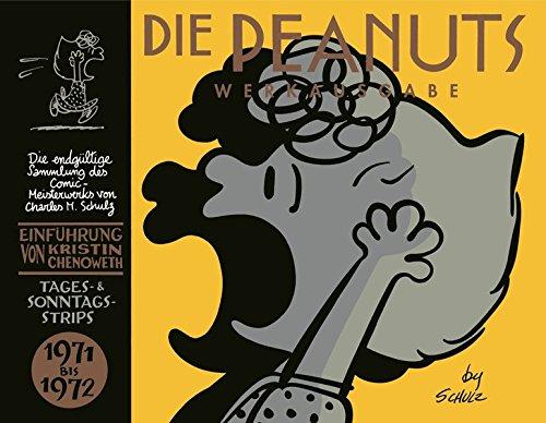 Die Peanuts Werkausgabe, Band 11: 1971 - 1972