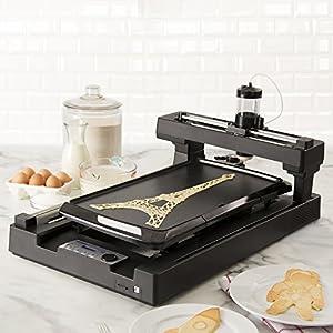 PancakeBot 2.0 PNKB01BK2 - Pancake Printer, Black by PancakeBot