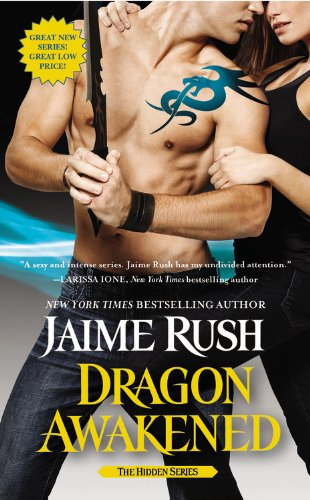 Image of Dragon Awakened: The Hidden Series: Book 1