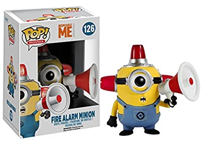 Funko POP! Fire Alarm Bee Doo Minion