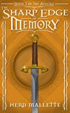 img - for The Sharp Edge of Memory (Delvonian Tales Book 2) book / textbook / text book