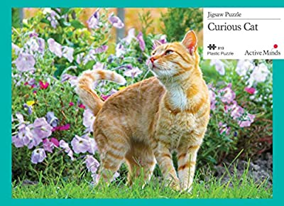 Jigsaw puzzles for people with dementia - Cat
