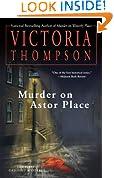 Murder on Astor Place (Gaslight Mysteries)