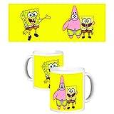 ToduGift Spongebob mug