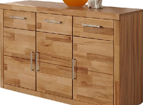 4-4-3-1232-made-in-BRD-Kommode-Anrichte-Sideboard-Kernbuche