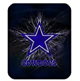 Mouse pad with Cowboys football theme by padcaseskingdom