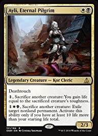 Magic: the Gathering – Aylis, Eternal…