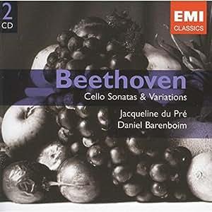 Beethoven : Sonates pour violoncelle et piano - Variations pour violoncelle et piano