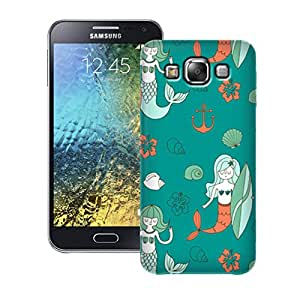 Zapcase Printed Back Case For Samsung Galaxy E5