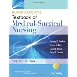 Brunner and Suddarth's Textbook of Medical Surgical Nursing: In One Volume (Brunner & Suddarth's Textbook of Medical-Surgical...