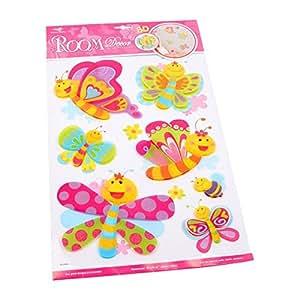 Legler 2923 - Dekosticker Schmetterlingsfreunde