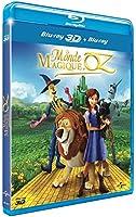 Le Monde magique d'Oz [Blu-ray 3D & 2D + Copie digitale]