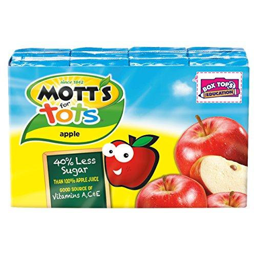 Mott's for Tots Apple, 6.75 fl oz boxes (Pack of 32)