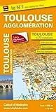 echange, troc Blay-Foldex - Plan de la ville de Toulouse et de son agglomération - Echelle : 1/15 000, avec index - Localisation des stations VélÔToulou