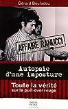 Autopsie d'une imposture : L'affaire Ranucci