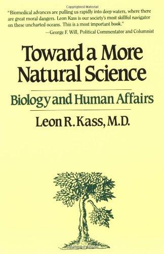 Toward a More Natural Science PDF