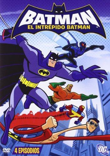 El Intrepido Batman Vol. 1 [DVD]