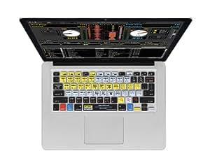 KB Covers Serato DJ Keyboard Cover