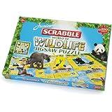 Tinderbox Games Scrabble Junior Wildlife Puzzle