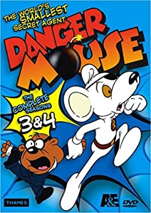 Danger Mouse - The Complete Seasons 3 & 4
