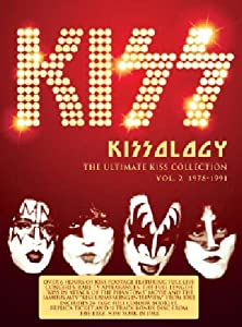 Kissology Vol.2 1978-1991 [DVD] [2009]