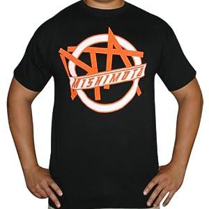 Mishimoto MMAPL-RGE-BKM Black Medium Men's Rogue Status T-Shirt
