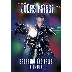 Judas Priest Breaking The Laws Live