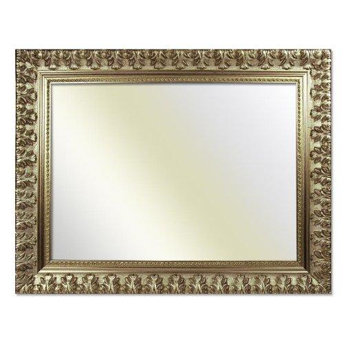 Cornice barocca 750 arg argento 84 x 118 8 cm specchio - Specchio cornice nera barocca ...