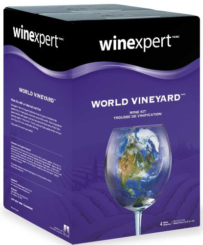 Winexpert World Vineyard Washington Merlot Wine