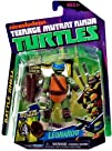 Teenage Mutant Ninja Turtles Battle Shell Leo Action Figure