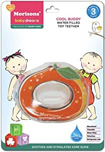 Baby Dreams Baby Dreams Cool Buddy Teether Orange