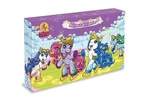 Simba Toys 105951348 - Filly Ice Elves Adventskalender