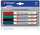 Verbatim Multimedia Markers 4 Pack: 44120 (44120)