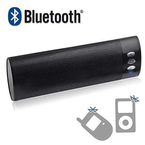 Kltech Portable Bluetooth Rechargeable Speaker For Ipad, Iphone, Ipod, Laptop, Mp3 And More