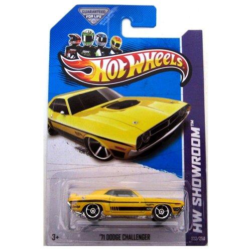 2013 Hot Wheels Hw Showroom - '71 Dodge Challenger