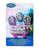 Disney Frozen Candle Set [4 Retail Unit(s) Pack] - 171416