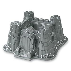 Nordic Ware Pro Cast Castle Bundt Pan by Nordic Ware