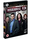 Warehouse 13 - Season 4 [DVD] [2013]