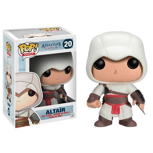 "Altair: ~3.7"" Funko POP! Assassin's Creed Vinyl Figure"