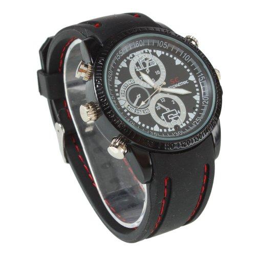 8Gb Hd Waterproof Smart Watch Camera Dvr Dv Digital Video Recorder Camcorder Cam